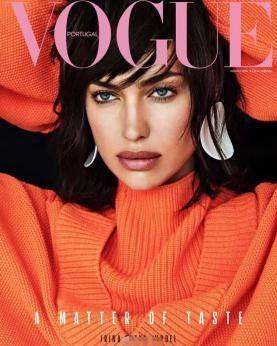 喜剧演员cos维密超模,两人竟同时登上Vogue封面,谁赢了?