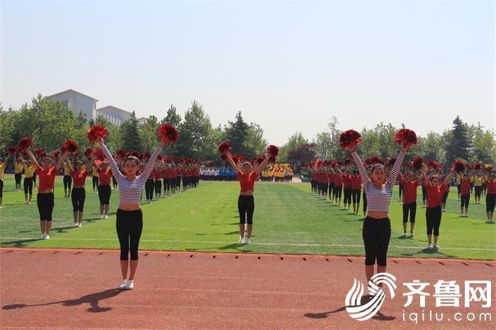 潍坊学院职业工商第十三届体育文化节开幕csgo是电子竞技吗图片