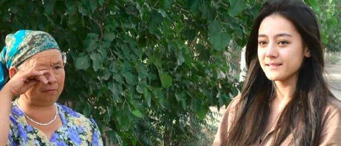 迪丽热巴追忆拍《阿娜尔罕》:片场离住地很远