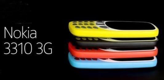 诺基亚3310复刻版迎来升级版本月底美国开卖