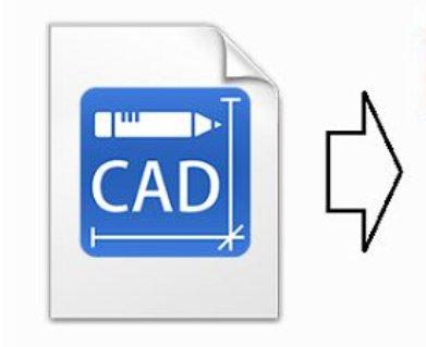 用CAD导出jpg格式的布局cad里虚线框图片图片