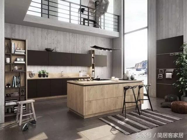 整体橱柜就是整体厨房吗?它们到底有啥联系和区别吧!-家居窝