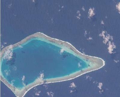 南沙群岛岛礁之仙娥礁!来了解一下吧!