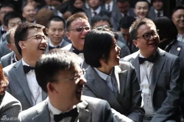 马云湖畔大学第一课:小公司成败在聘人,大公司
