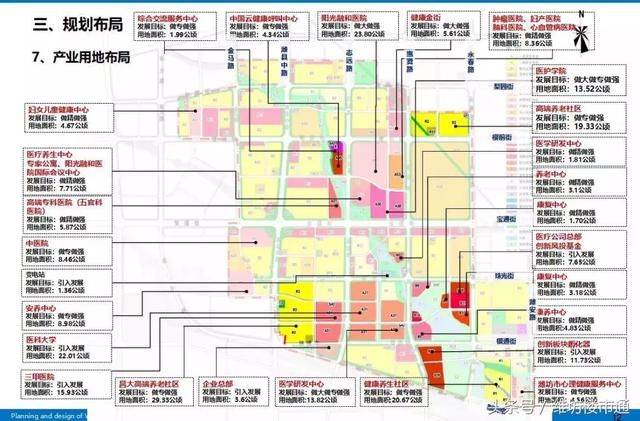 近日,《潍坊医疗健康城规划设计》已经高新区管委会会议研究、市政府方案汇报和通过专家评审。 高新区会强化健康街以南片区的医疗健康功能,依托现有阳光融和医院,整合心理健康服务中心、鹤翔安养中心、潍坊中医院等医疗、健康、养老等资源,打造医疗健康城。 规划范围 医疗健康城项目位于桃园街以南、穆响路以北、金马路以东、潍安路以西,项目占地面积12.