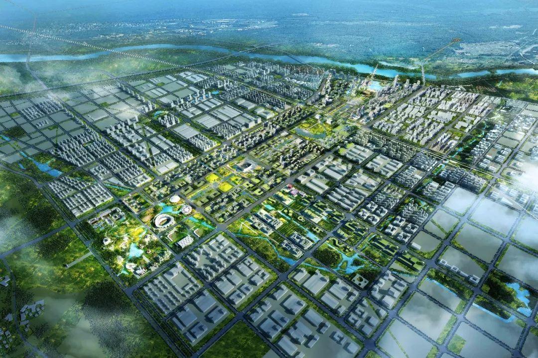 伊滨区最新规划公布 未来洛阳的cbd和宜居新城
