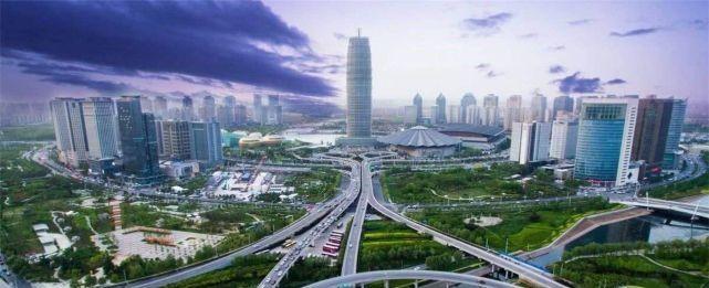 河南最有希望赶超郑州的城市,面积是郑州的2倍,郑州地位不保