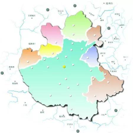 东阿城市规划图