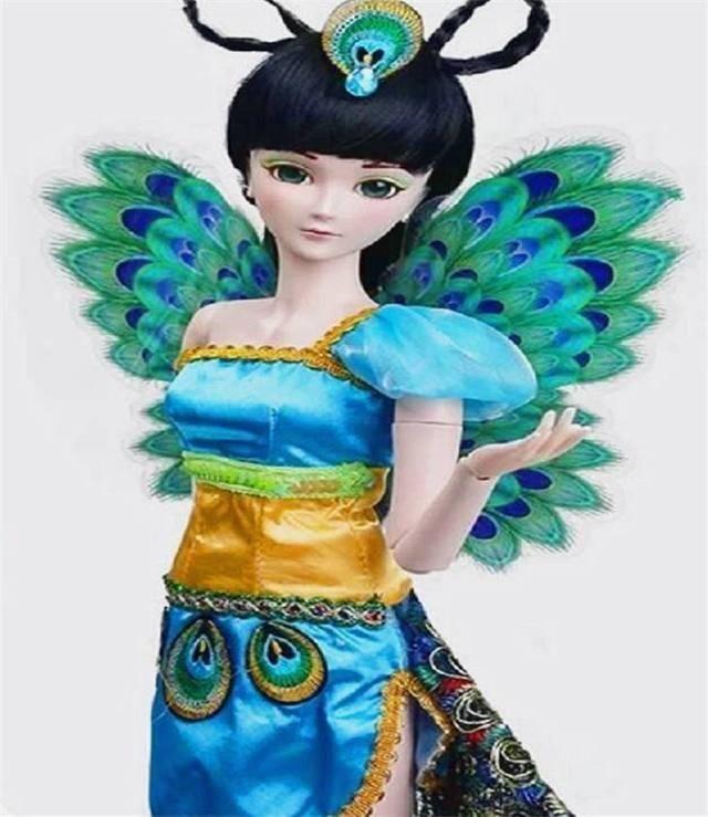 十二星座专属叶罗丽娃娃长什么样_十二星座谁是天生公主图片