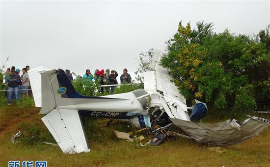 智利一飞机坠毁6人遇难怎么回事智利小型飞机坠毁原因