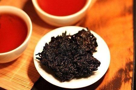普洱茶老茶头的冲泡方法