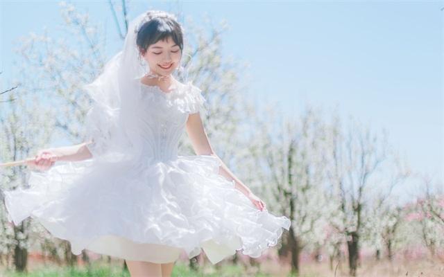 非主流婚纱照图片唯美_婚纱照图片唯美