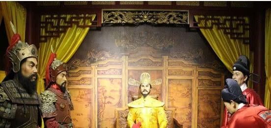 他是朱元璋的死敌,若不是在鄱阳湖大战中身亡,说不定便没有明朝