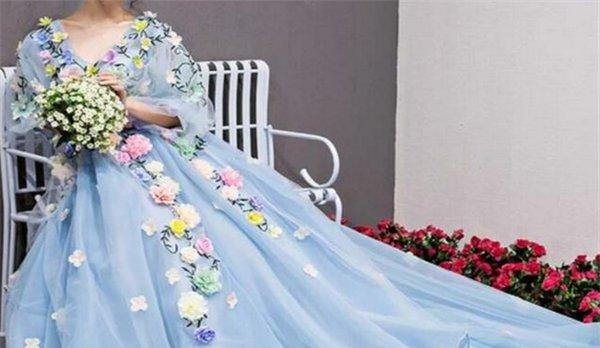 十二星座专属红毯晚礼服,天秤座仙女裙!