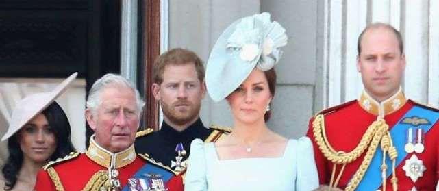 俄罗斯末代沙皇惨遭灭门却与威廉和哈里王子有这么深的血缘关系