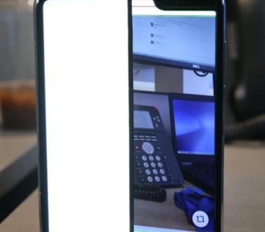 华为折叠屏5G手机袭来!三星折叠屏现故障,还是华为最靠谱!