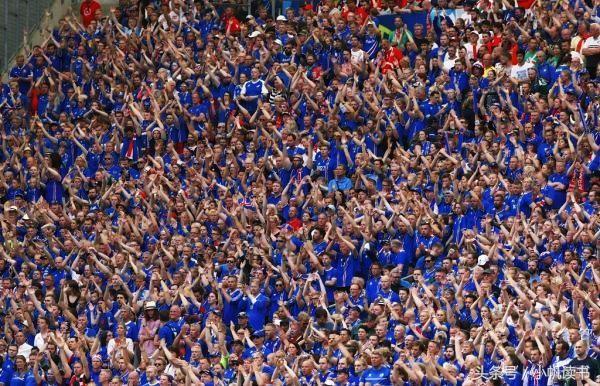 2018年世界杯,冰岛已不再是匹黑马,逼平阿根廷就是实力