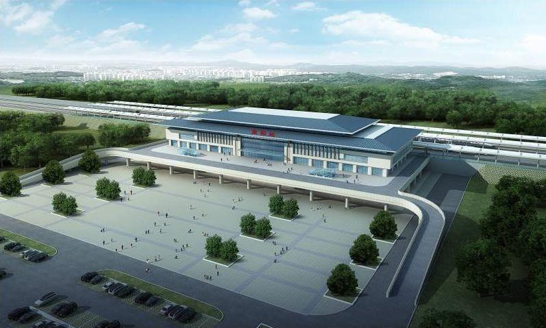 主站房承台工程完成51% 南阳火车站改扩建项目。截至12月底,完成投资2.1亿元,占总投资约57%。工程施工顺利,三站台改造完工,投入使用;站房基坑开挖、桩基等工程全部完成,主站房承台工程完成51%,主体框架结构完成12%。按照建设计划,2018年春运前,站房框架完工,7月完成设备迁移调试,投入使用。