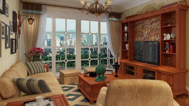 装修设计师说田园风正热快来让你的房子回归大自然吧!