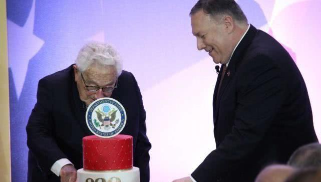 美国务院成立230周年,蓬佩奥:我们使命特殊,后代会怀念我们
