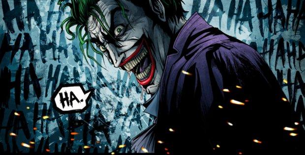 """dc""""小丑起源""""电影暂定名:《罗密欧》图片"""