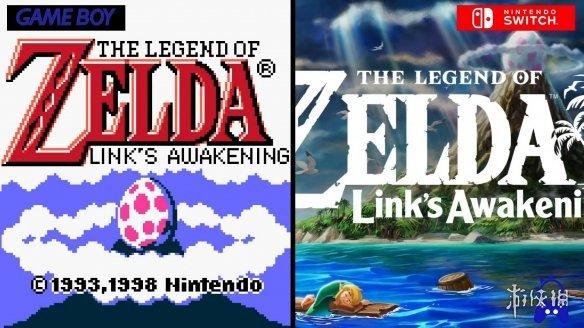 《塞尔达原版:对比岛》NS版和GB版传说游玩华清池攻略梦见图片