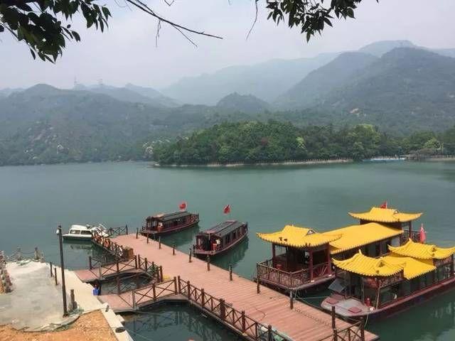 温州桐溪风景区图片