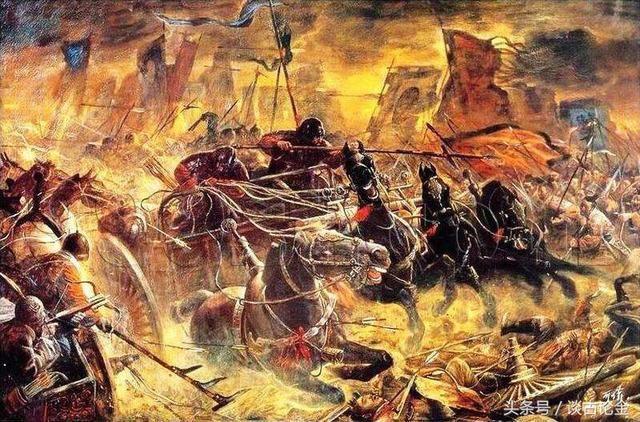 白登之围的抽丝剥茧:战争中高祖刘邦和冒顿单于都在想什么?