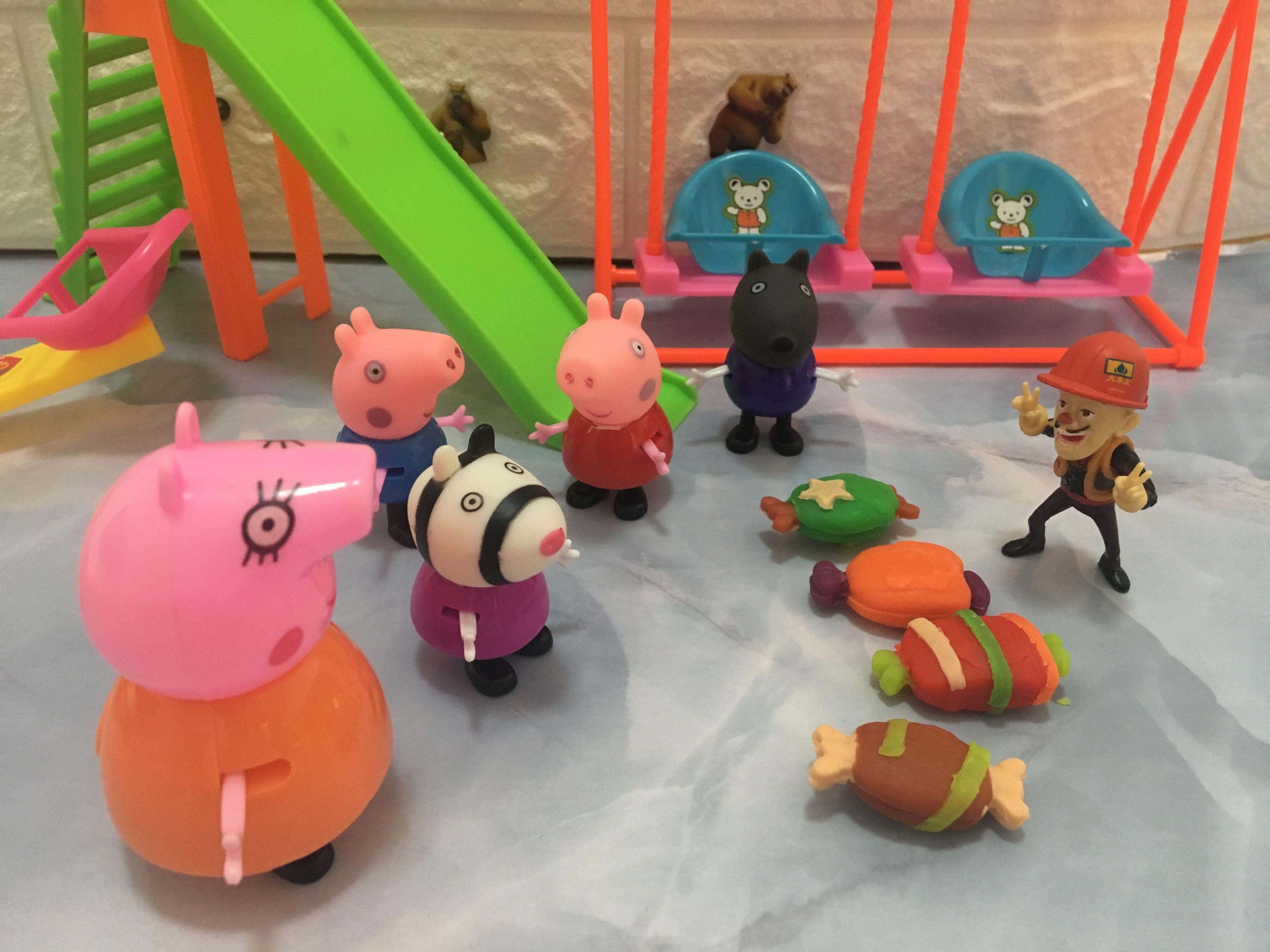 亲子益智玩具-橡皮泥手工制作,培养宝宝的想象力