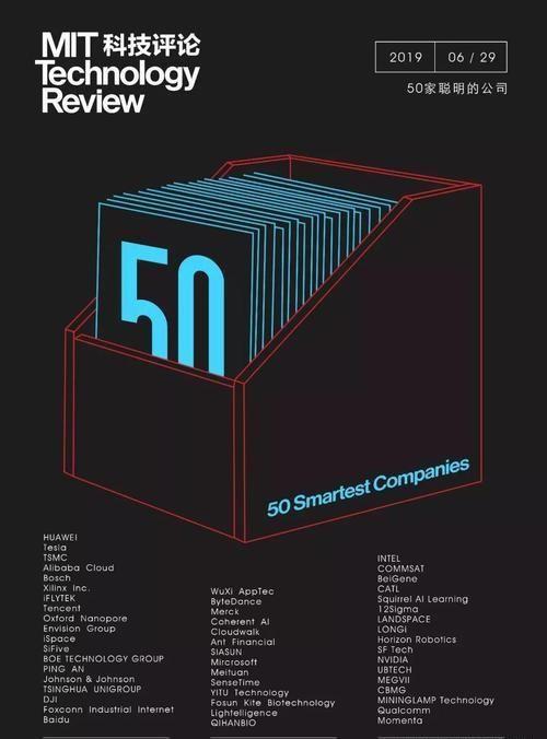 50家最聪明公司榜单发布Momenta为唯一入选自动驾驶创业公司