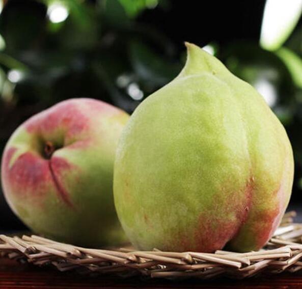"""桃子的品种这么多,你最想""""宠幸""""谁呢?"""