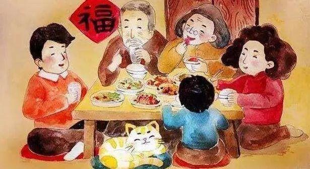 春节记忆|记忆中的年夜饭 唯美食,团圆与爱不可辜负 年夜饭是一年最