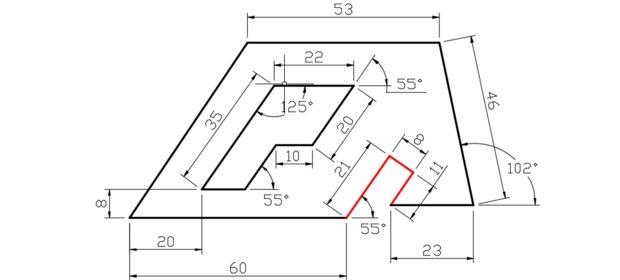 cad中布局空间和模型空间有不同上下床17700024图片