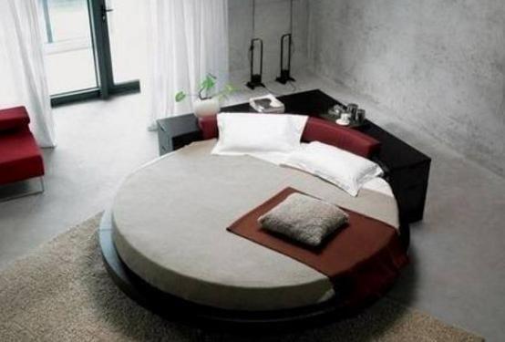 酒店情侣房为什么设计成圆床?顾客以为是浪漫,却是商家的把戏!