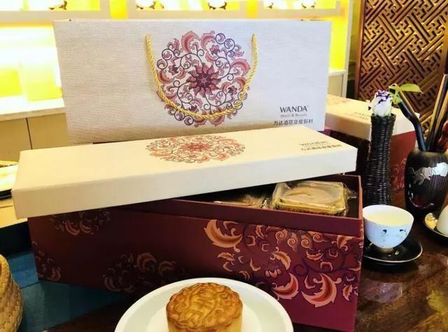 文华月饼上市 用一枚古雅韵味,让中秋不只是想念