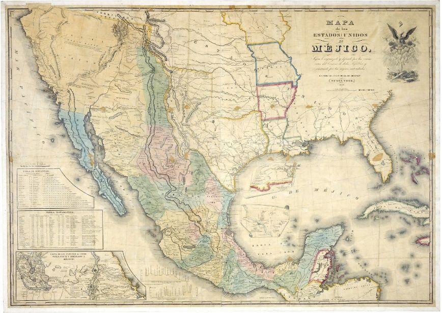 下加利福尼亚省就是今天墨西哥的下加利福尼亚半岛,美国和墨西哥相当图片