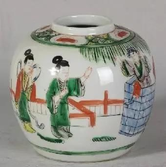 明清时期五彩瓷器的发展与演变