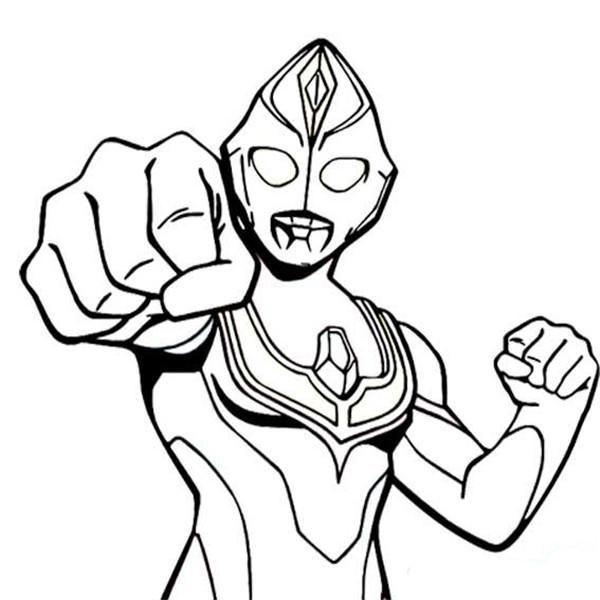 4.【雷欧奥特曼】来自于L77星云,起初的雷欧并不强大,但是在赛文奥特曼的严厉的指导下逐渐成长成为一名奥特战士,战胜了一个又一个宇宙侵略者,是一名擅长宇宙拳法的高手,亦是赛文奥特曼之子赛罗奥特曼的师傅,是昭和奥特曼中的格斗王。
