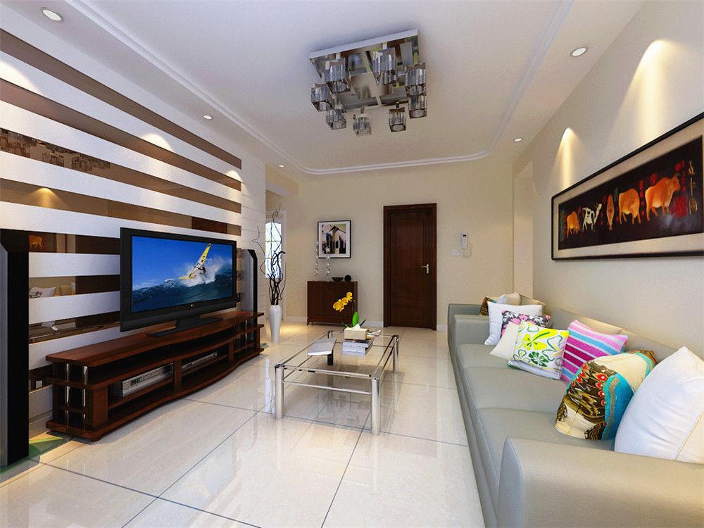 87平米的房子装修只花了3万,现代简约风格让人眼前一亮!-环美公寓装修
