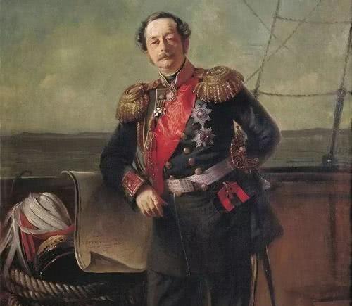 第一次鸦片战争,此官昏庸无能签订屈辱条约,为何仍让他对抗外敌
