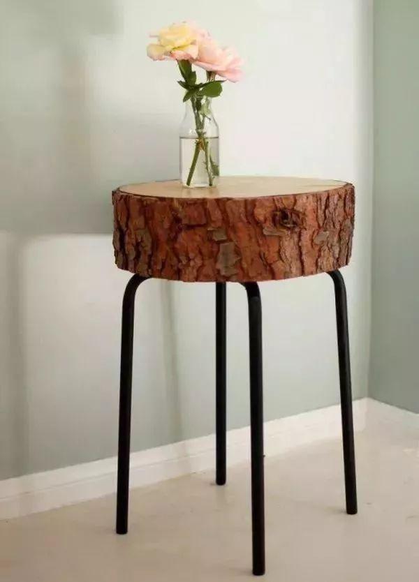 废旧物品手工制作桌子