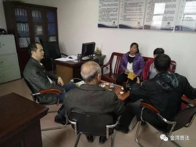 南粤最美村居法律顾问刘付宁律师先进事迹简述