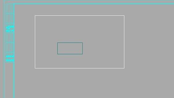 CAD实用技巧:插件视口布局同步cad调整轮比例图片