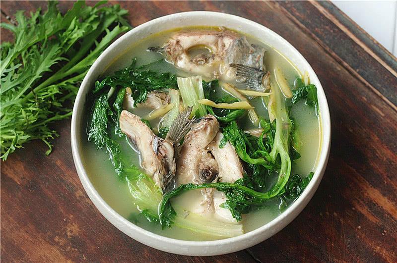 """这个鱼号称""""熬汤圣品""""健脾胃、补精血、我家老公最爱了汤汁一滴都不剩"""