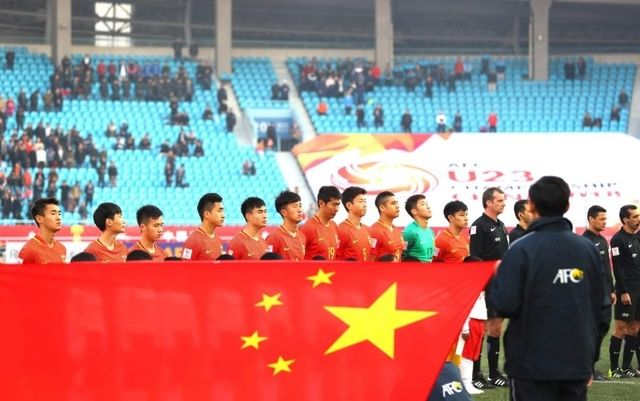 备战亚运,U23国足将在重庆热身纳米比亚、朝鲜
