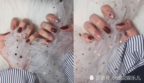 东方时尚网-推荐:超温柔的ins风美甲,简约又百搭,让你轻松变身优雅的小仙女!