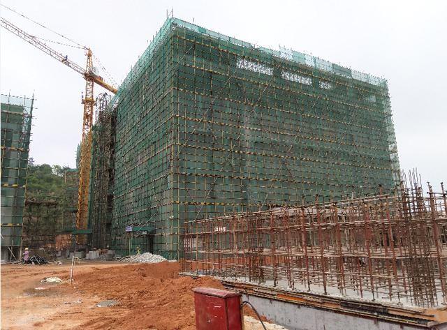 云浮新区:云计算数据中心项目一期工程进展顺利