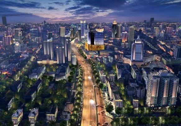 建筑老饭店,老省政府,合肥省委等历史围绕打造长江首个光影城市记忆路初中一六八怎么样图片