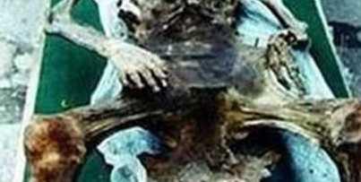 千年女尸死前曾被活埋 死后产下14斤逆天活婴