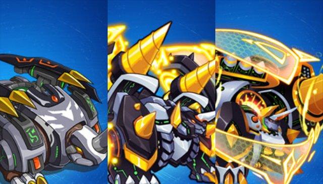 赛尔号:昔日五大神兽,镇守五大星系!为保护精灵选择进化!
